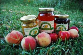 Jams, chutneys, and relishes