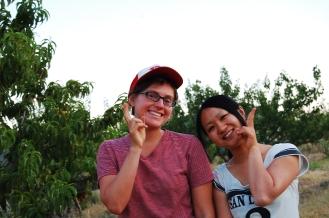 Me and Kyoko