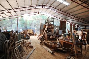 Don's workshop