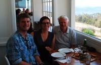 James, me and John Sargent