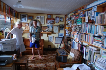 John's library