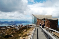 Top of Mount Wellington