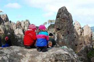 Stalker photo of some cute Australian kids