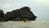 amber kayak