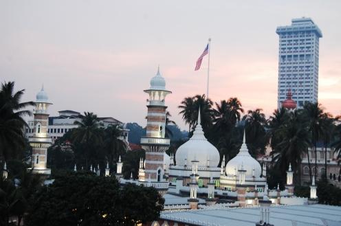 Bonus photo, Mosque in KL