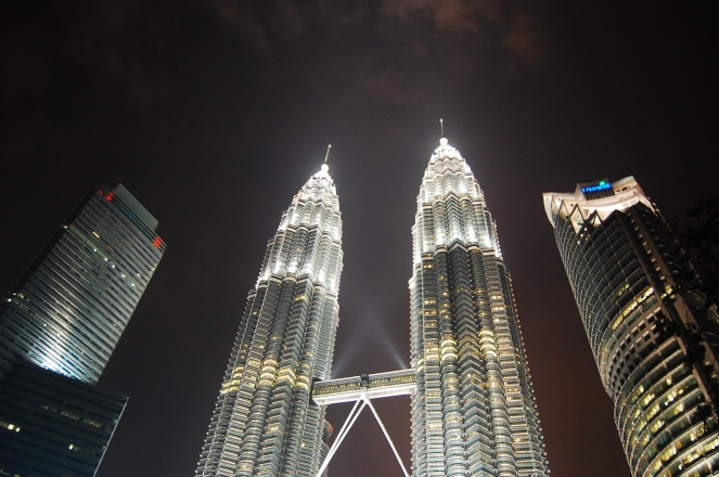 Famous Petronas Towers