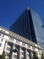 I like the architecture in big cities