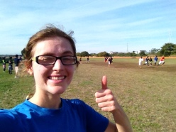 Look I found ultimate frisbee!!!