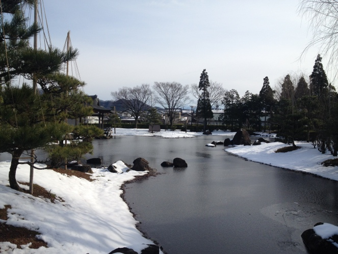 This is a park near my house!