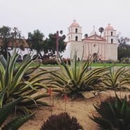 The Santa Barbara mission