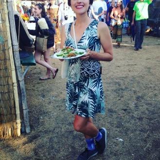 Tacos at Fiesta!