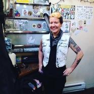 Amanda is a successful tattoo artist now!